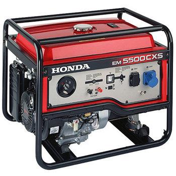 Agregat z auto startem Honda EM5500CXS AUTO (z układem zasilania awaryjnego)