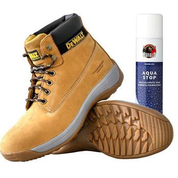 Zestaw DeWalt: buty wzmocnione Apprentice + rękawiczki  Gripper