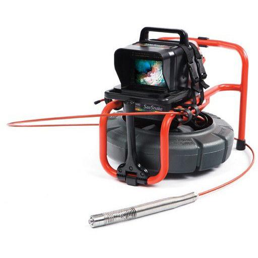 Kamera inspekcyjna RIDGID SeeSnake® z głowicą samopoziomującą, LCD / DVD