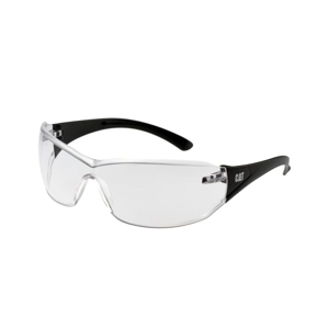 CAT APPAREL Okulary ochronne SHIELD Rimless Clear