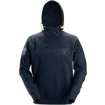 78bee397b4aa 2881 Bluza Logo z kapturem (kolor  granatowy) Snickers Workwear Nowość  Wiosna 2018