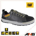 CAT APPAREL Buty wzmocnione S1-P BRODE LO Pepper Smooth