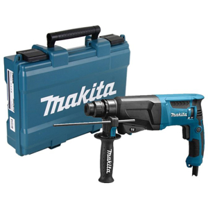 Makita HR2600 MŁOTOWIERTARKA UDAR SDS-Plus 800W