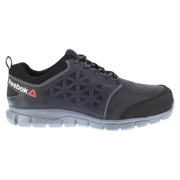 IB136S3 Buty ochronne Reebok EXCEL LIGHT Athletic Oxford S3 SRC WP kolor CZARNY